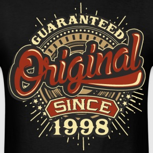 Birthday guaranteed since 1998 T-Shirts - Men's T-Shirt