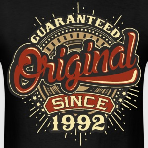 Birthday guaranteed since 1992 T-Shirts - Men's T-Shirt