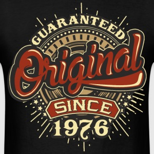 Birthday guaranteed since 1976 T-Shirts - Men's T-Shirt