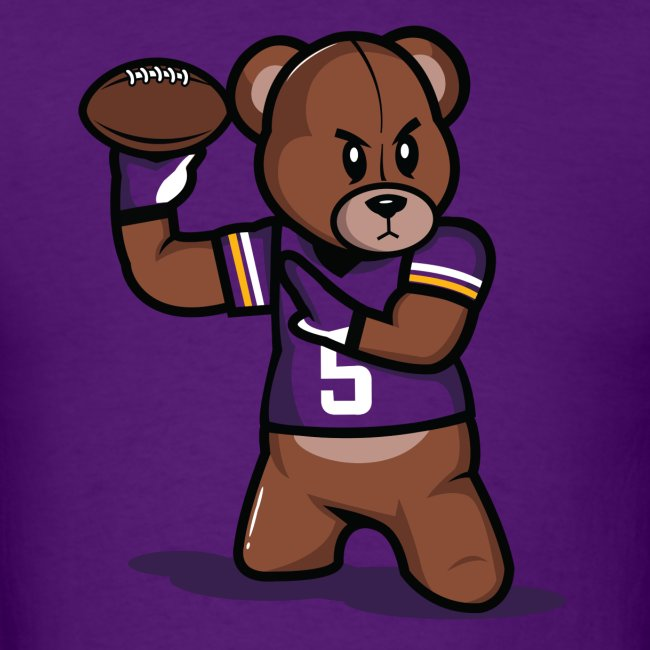 Teddy Football Shirt