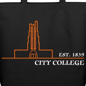 Baltimore City College Bags & backpacks - Eco-Friendly Cotton Tote