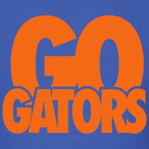 Go Gators T-Shirts - Men's T-Shirt