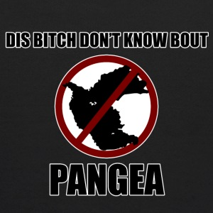 dis bitch dont know bout pangea - Kids' Hoodie