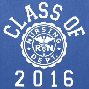 Class Of 2016 RN (Nursing Bags & backpacks - Tote Bag
