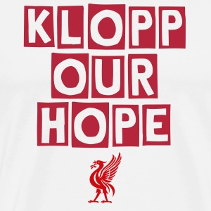 Klopp Our Hope - Men's Premium T-Shirt