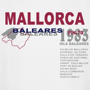 Mallorca - Baleares T-Shirts - Men's Tall T-Shirt