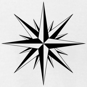 Compass - Wind rose T-Shirts - Men's T-Shirt by American Apparel