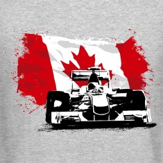 Formula One - Montreal Raceway Long Sleeve Shirts