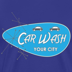 Car Wash - Men's Premium T-Shirt
