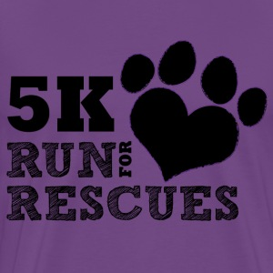 Run Rescue - Men's Premium T-Shirt