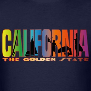 California T-Shirts - Men's T-Shirt