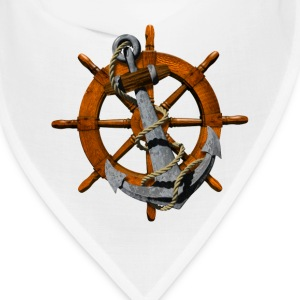 Anchor Wheel - Bandana