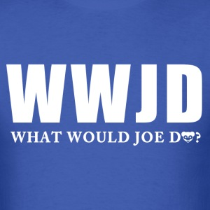 WWJD Chicago Maddon T-Shirts - Men's T-Shirt