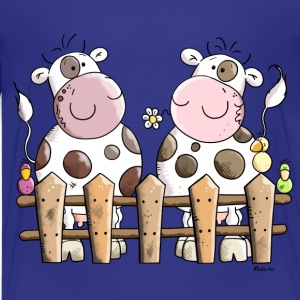 Two Happy Cows Kids' Shirts - Kids' Premium T-Shirt
