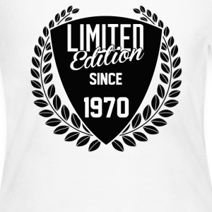limited edition since 1970 Long Sleeve Shirts - Women's Long Sleeve Jersey T-Shirt