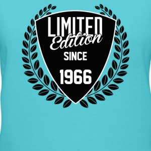 limited edition since 1966 Women's T-Shirts - Women's V-Neck T-Shirt