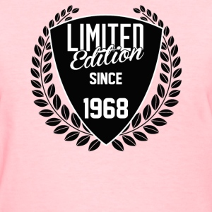 limited edition since 1968 Women's T-Shirts - Women's T-Shirt