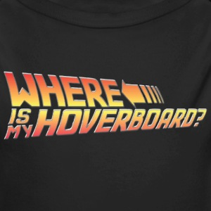 Where's My Hoverboard? Baby Bodysuits - Long Sleeve Baby Bodysuit