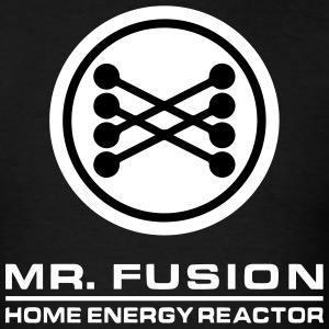 Mr. Fusion Shirt T-Shirts - Men's T-Shirt