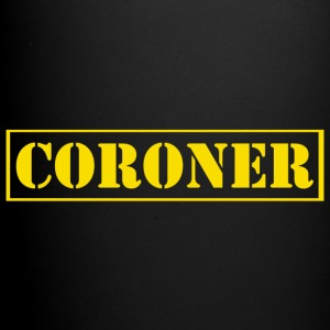 CORONER - Full Color Mug