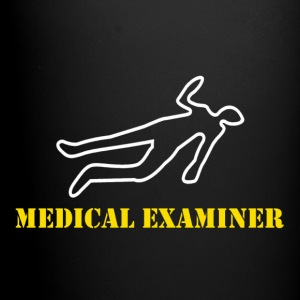 Medical Examiner - Full Color Mug