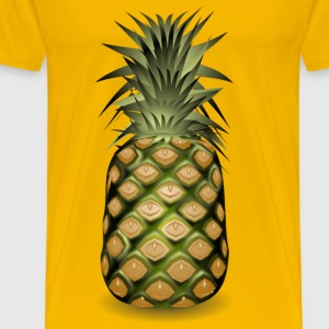 pineapple ananasas - Men's Premium T-Shirt