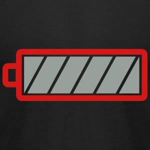 full battery T-Shirts - Men's T-Shirt by American Apparel
