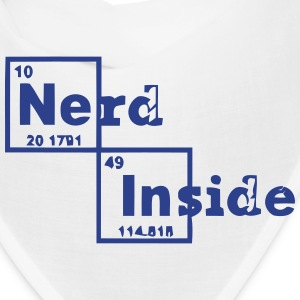 NERD INSIDE (PERIODIC TABLE) Caps - Bandana