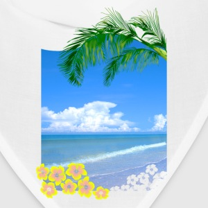Tropical Beach - Bandana