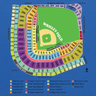 Design ~ Wrigley Field Seating Chart