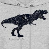 Design ~ Detroitosaurus Rex
