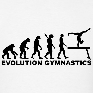 Evolution Gymnastics T-Shirts - Men's T-Shirt