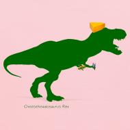 Design ~ Cheeseheadosaurus Rex