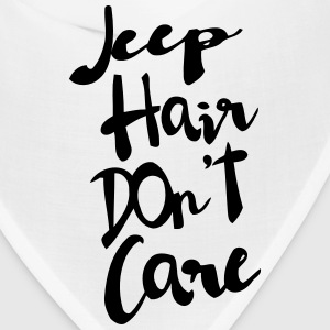 JEEP HAIR DON'T CARE Caps - Bandana