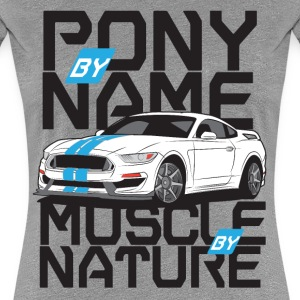 Mustang Three50 - Women's Premium T-Shirt