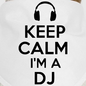 KEEP CALM I'M A DJ Other - Dog Bandana