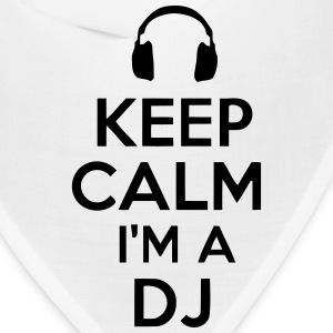 KEEP CALM I'M A DJ Caps - Bandana