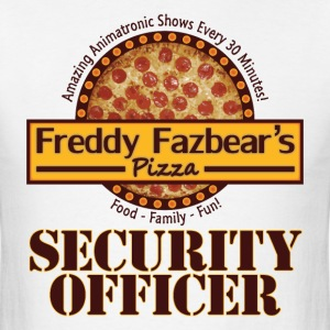 Freddy Fazbear's Pizza T-Shirts - Men's T-Shirt