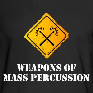 Weapons of Mass Percussion Long Sleeve Shirts - Men's Long Sleeve T-Shirt