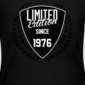 limited edition since 1976 Long Sleeve Shirts - Women's Long Sleeve Jersey T-Shirt