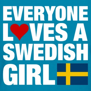 Everyone Loves a Swedish Women's T-Shirts - Women's T-Shirt