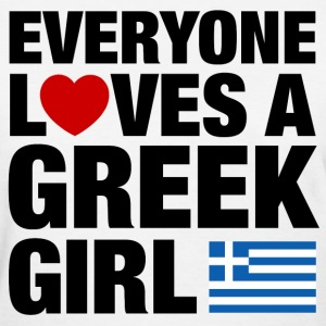 everyone loves a greek Women's T-Shirts - Women's T-Shirt