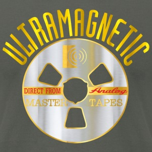 ultra magnetic T-Shirts - Men's T-Shirt by American Apparel