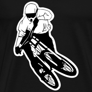 Mountainbiker T-Shirts - Men's Premium T-Shirt