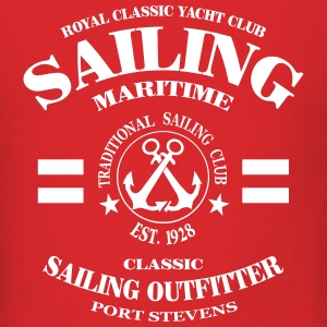 Maritime Sailing T-Shirts - Men's T-Shirt