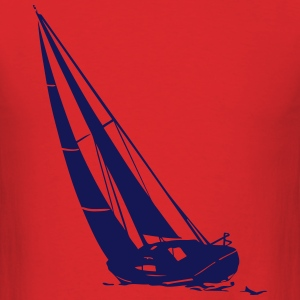 Sailingboat - Sailingship T-Shirts - Men's T-Shirt