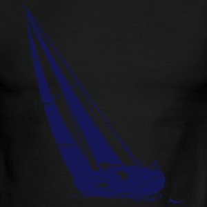 Sailingboat - Sailingship T-Shirts - Men's Ringer T-Shirt