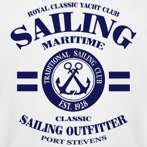 Maritime Sailing T-Shirts - Men's Tall T-Shirt
