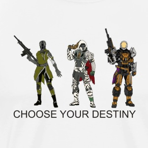 Choose Your Destiny - Men's Premium T-Shirt