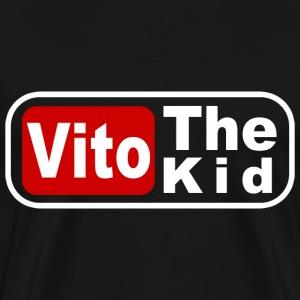 Vito the Kid T-Shirt Black - Men's Premium T-Shirt